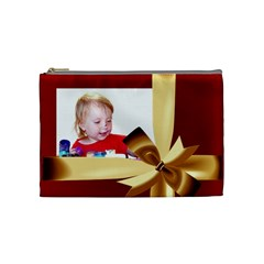 Kids By Wood Johnson   Cosmetic Bag (medium)   Hiys39ovfyb8   Www Artscow Com Front