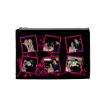Funky Pink Cosmetic Bag - Cosmetic Bag (Medium)