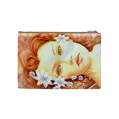 3 By Hayley Kolb   Cosmetic Bag (medium)   R0myt20uk524   Www Artscow Com Back