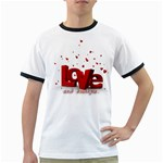 love and diabetes Ringer T