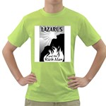 LAZAURS AND THE RICH MAN Green T-Shirt