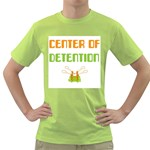 center fo detention Green T-Shirt