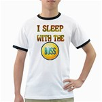 i sleep with the boss Ringer T