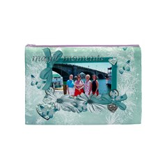 Sandy Cosmetic Bag By Karen Starkey Front