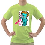 miss u Green T-Shirt