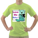 cool teddy Green T-Shirt