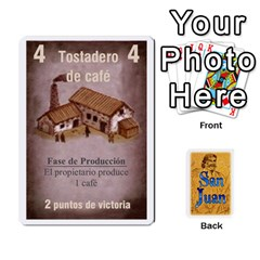 San Juan Hq 2 By Doom18   Playing Cards 54 Designs   B0c33qzs8m3m   Www Artscow Com Front - Club7