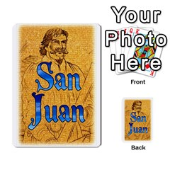 San Juan Hq 3 Y Ampliación By Doom18   Playing Cards 54 Designs   Hssmgv280c5g   Www Artscow Com Back