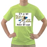 eye Green T-Shirt
