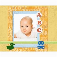 Abc By Wood Johnson   Collage 8  X 10    P5uqi7n94hoy   Www Artscow Com 10 x8 Print - 1