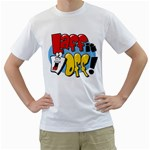 cartoonlogo42 White T-Shirt