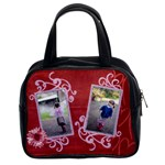 Claire s Flowers & Fairies - Classic Handbag (Two Sides)