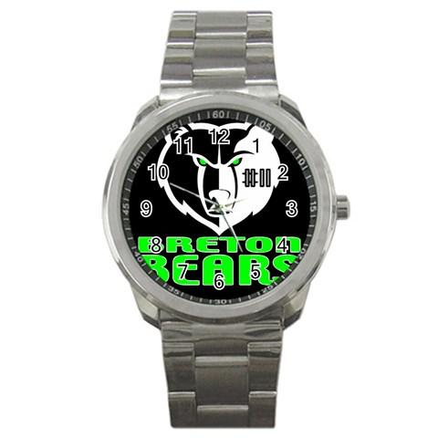 Watch For Francis/cathy By Chantel Reid Demeter   Sport Metal Watch   Orz59k678i3o   Www Artscow Com Front