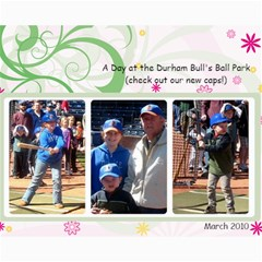 Durham Ball Park 2 Collage Photos By William B Loomis Jr   Collage 8  X 10    C37x7t4zvhhw   Www Artscow Com 10 x8  Print - 3