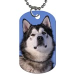 Alaskan Malamute Dog Dog Tag (One Side)