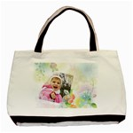 flower - Basic Tote Bag