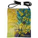 Forced to Bloom - Shoulder Sling Bag