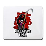 All things END! Large Mousepad