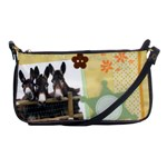Three donks Shoulder Clutch Bag - star