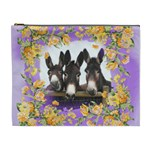 Three Donks Cosmetic Bag (XL)