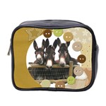 Three Donks Mini Toiletries Bag (Two Sides)