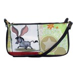 Big Ears Shoulder Clutch Bag