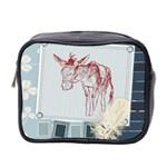 Donkey Mini Toiletries Bag (Two Sides)