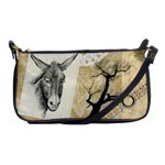 Donkey 3 Shoulder Clutch Bag