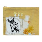 Donkey head Cosmetic Bag (XL)