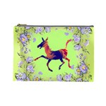 Funny Donkey Cosmetic Bag (Large)
