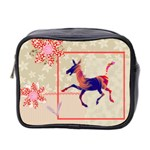 Funny Donkey Mini Toiletries Bag (Two Sides)