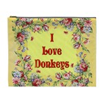 Love Donks Cosmetic Bag (XL)