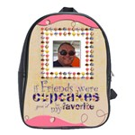 Friends Backpack - School Bag (Large)