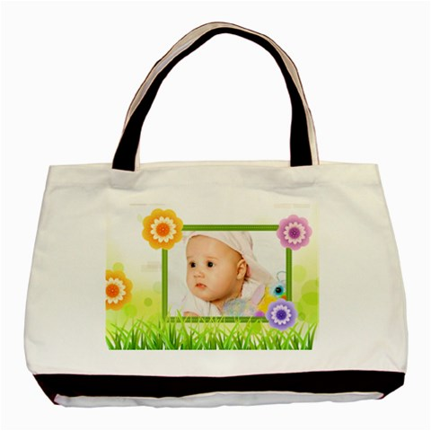 Baby By Wood Johnson   Basic Tote Bag   Gpvrf5f9uo91   Www Artscow Com Front