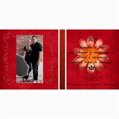 Invitation By Jay Scott   4  X 8  Photo Cards   1zq0xeadanpg   Www Artscow Com 8 x4 Photo Card - 10