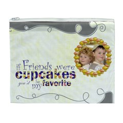 Forever Friends Cosmetic Case By Catvinnat Front