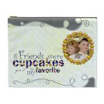 FOREVER FRIENDS COSMETIC CASE - Cosmetic Bag (XL)