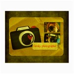 Custom Glasses Cloth for Camera Bag - Small Glasses Cloth