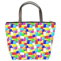 Color Bag By Wood Johnson Back
