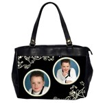 Kids Oversize handbag - Oversize Office Handbag (Two Sides)