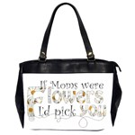 Mothers Day Oversized Bag  copy me - Oversize Office Handbag (Two Sides)