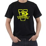 large shirt - Men s T-Shirt (Black)