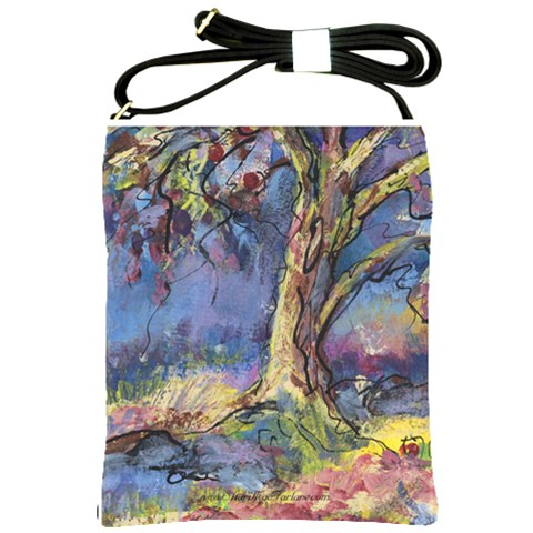 A Peaceful Place By Alana   Shoulder Sling Bag   78z7zw1zbzv9   Www Artscow Com Front