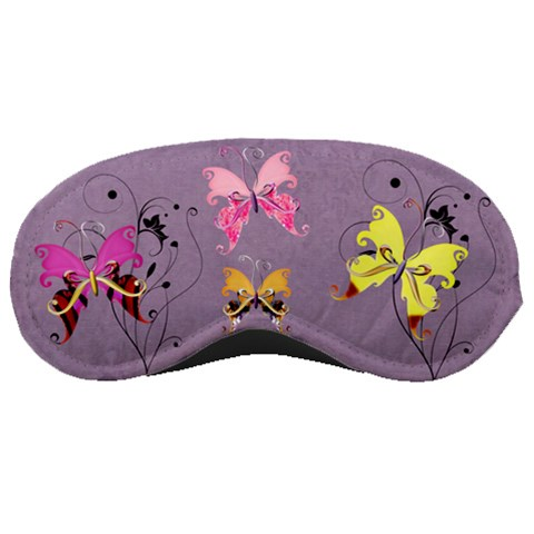 Butterfly Mask By Alana   Sleeping Mask   Zs9muvl4cf6l   Www Artscow Com Front