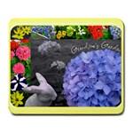 Grandma s Garden Mouspad - Large Mousepad