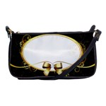 golden - Shoulder Clutch Bag