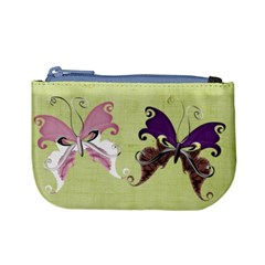 Butterfly Kisses By Alana   Mini Coin Purse   3jlmtqoelxdd   Www Artscow Com Front