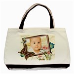 Flower baby - Basic Tote Bag