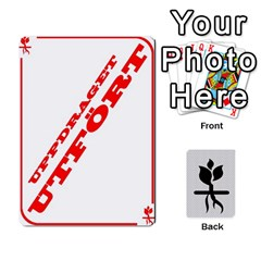 Resistance By Mattias Bj?rnstr?m   Playing Cards 54 Designs   2p0wdasyk5id   Www Artscow Com Front - Club4