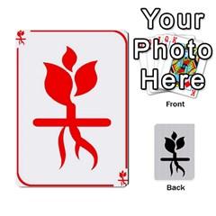 Resistance By Mattias Bj?rnstr?m   Playing Cards 54 Designs   2p0wdasyk5id   Www Artscow Com Front - Joker2